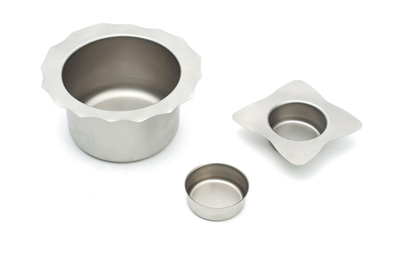 Vaschette cilindriche